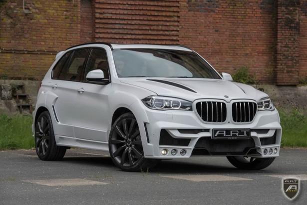 Тюнинг BMW X5 F15  ABT 2015 Фото 12