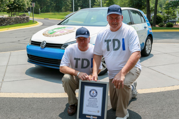 Volkswagen Golf TDI 2015 Фото 2