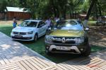 Обновленный Volkswagen Polo и Renault Duster от Волга-Раст на «Рублевке»