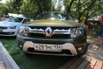 Volkswagen Polo Renault Duster Волга-Раст 2015 Фото  04