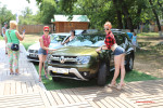 Volkswagen Polo Renault Duster Волга-Раст 2015 Фото  17