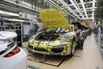 Завод Porsche Фото 04