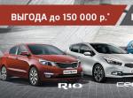 KIA «Арконт» прогнозирует. В июле: до минус 150 000 рублей!
