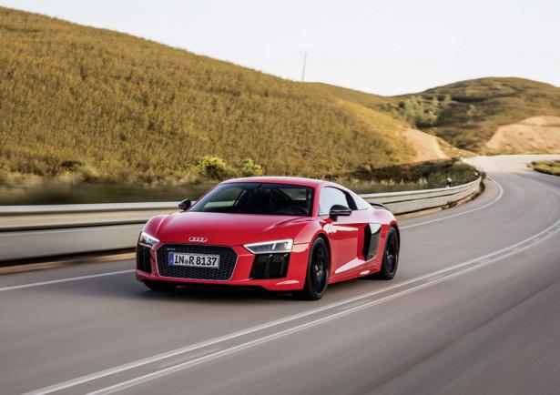 Audi R8 2015 Фото 02