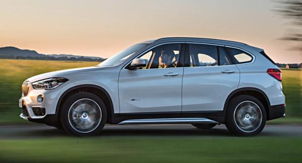 BMW Х1 для Великобритании