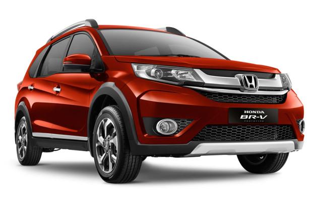 Honda-BR-V