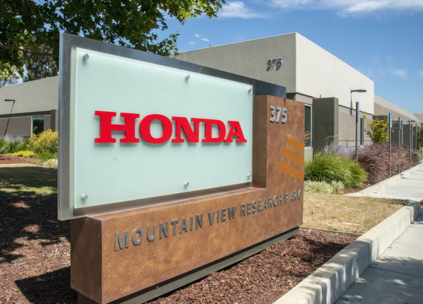 Honda в Силиконовой долине Фото 05