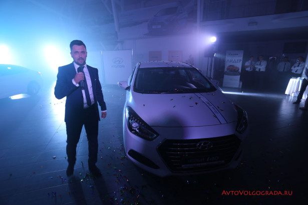 Hyundai i40 2015 в Волгограде Фото 40