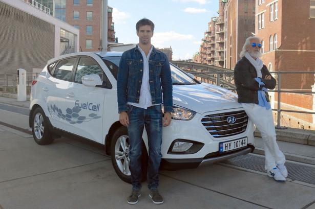 Hyundai ix35 на топливном элементе