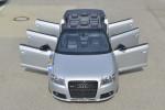 Кабриолет Audi A3 получил 6 дверей  01