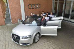 Кабриолет Audi A3 получил 6 дверей  04