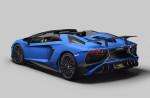 Lamborghini Aventador SV Roadster 2016 Фото 03