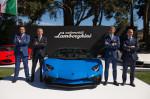 Lamborghini Aventador SV Roadster 2016 Фото 07