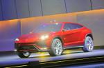 Lamborghini Urus 2015 Фото 02