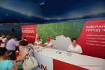 Лига чемпионов Nissan в Волгограде Фото 02