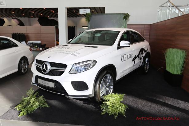 Mercedes-Benz GLE Coupe в Волгограде Фото 01