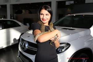 Mercedes-Benz GLE Coupe в Волгограде Фото 22