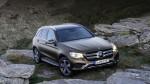Mercedes-Benz GLK окончательно уступил место GLC на российском рынке1