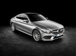 Mercedes C-Class Coupe 2017 Фото 01
