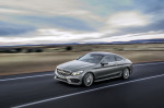 Mercedes C-Class Coupe 2017 Фото 09
