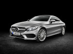Mercedes C-Class Coupe 2017 Фото 12