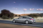 Mercedes C-Class Coupe 2017 Фото 13