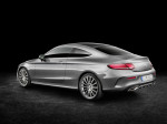 Mercedes C-Class Coupe 2017 Фото 14