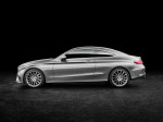 Mercedes C-Class Coupe 2017 Фото 17