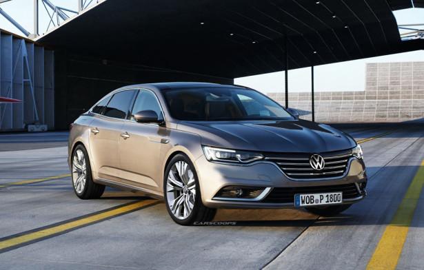 Renault Talisman Volkswagen