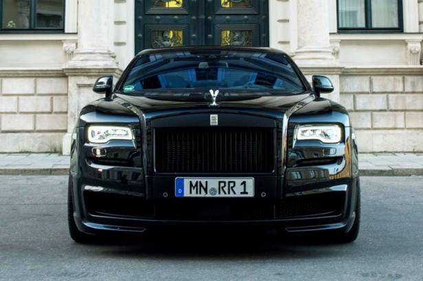 Rolls-Royce Ghost 2015 тюнинг SPOFEC  Фото 16