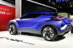 Toyota C-HR Concept 2015 Фтот 09