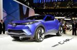 Toyota C-HR Concept 2015 Фтот 10