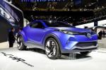Toyota C-HR Concept 2015 Фтот 11