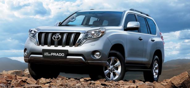 Toyota Prado LC