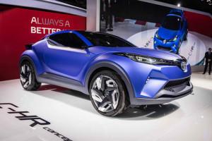 Toyota готовится представить главного конкурента Nissan Quashqai уже весной