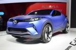 Toyota готовится представить главного конкурента Nissan Quashqai уже весной3