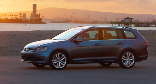 Volkswagen Golf Универсал 2016