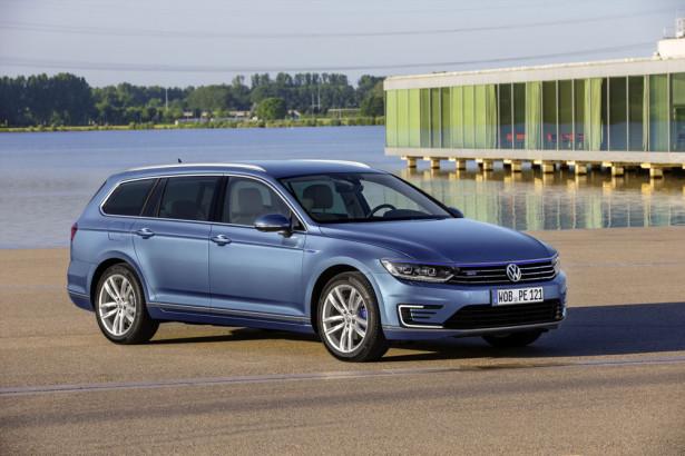 Volkswagen Passat GTE 2015 Фото 04