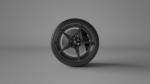 колесные диски из карбона  Фото 01