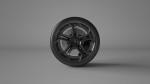 колесные диски из карбона  Фото 02