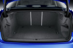 Luggage compartment,Colour: in crystal effect paint finish Ara Blue