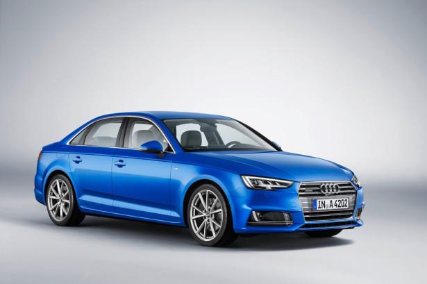Audi A4 UK 2016 01