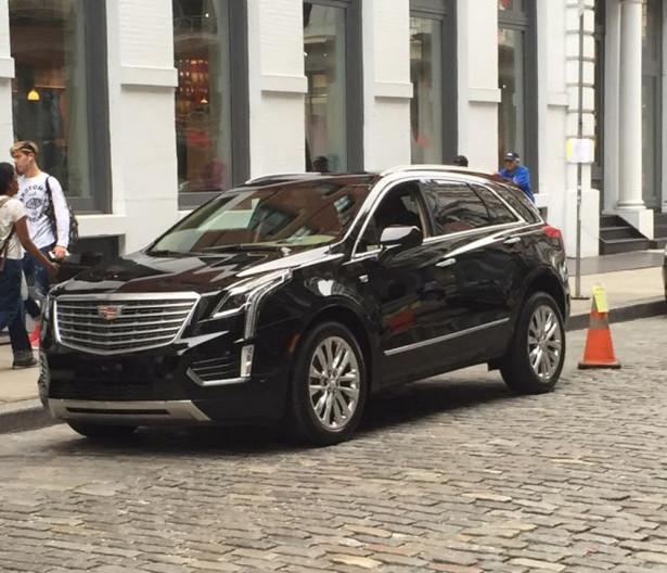 Cadillac XT5 2017 Фото 01
