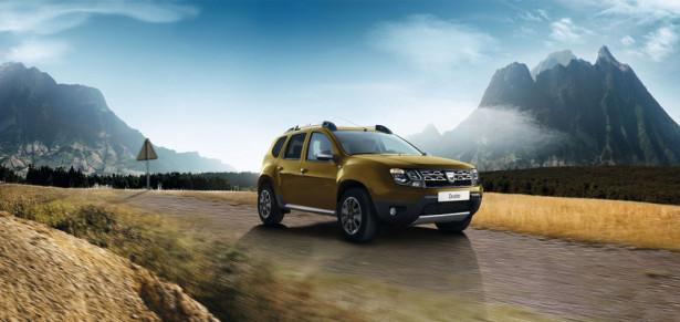 Dacia Duster 2016 14