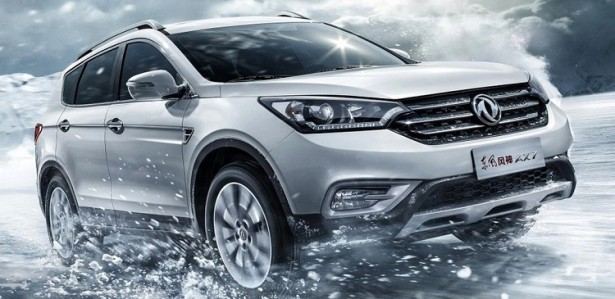 Dongfeng rus