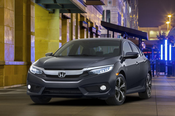 Honda Civic 2016 Фото 01
