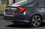 Honda Civic 2016 Фото 07