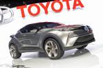 Концепт Toyota C-HR II 2015 Фото 02