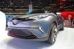 Концепт Toyota C-HR II 2015 Фото 08
