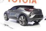 Концепт Toyota C-HR II 2015 Фото 10